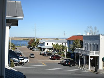 Photo for Outstanding View of Downtown Apalachicola & River