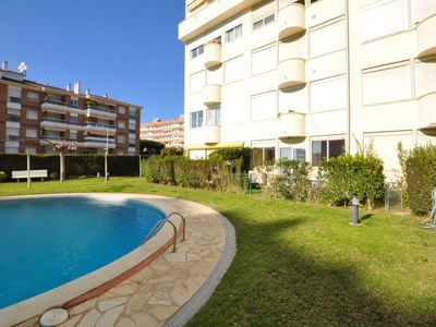 Photo for Apartment Fanny, 250m from the beach, 1 bedroom, swimming pool, WIFI