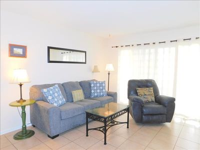 Photo for Q13  Ocean Walk Resort is a Two bedroom Two bath condominium.  Ground floor unit with queen and two twins.