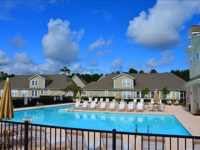 Photo for 2 BR/2.5 Bath Townhome, Barefoot Resort, North Myrtle Beach