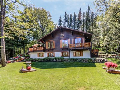 Photo for A perfect hideaway for ski adepts, fishing lovers, family moments or relaxing !