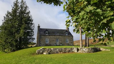 Photo for Speyside Cottage. Stunning views and tranquility. On the iconic Whisky Trail.