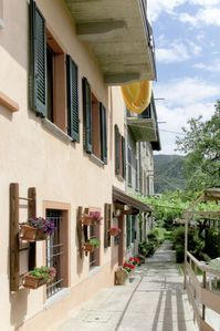 Photo for Apartment House Caterina (VNA247) in Varenna - 6 persons, 2 bedrooms