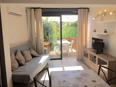 Photo for Completely renovated apartment 150m from a sea
