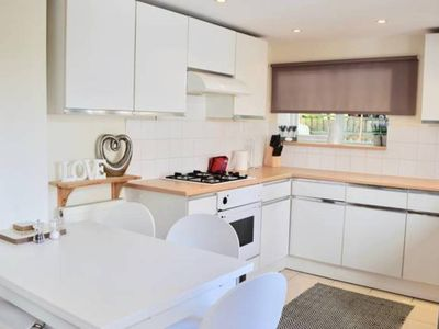 Photo for Bright, Spacious & Large Wimbledon Flat (17WHS)