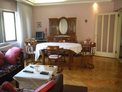 Photo for 1BR Apartment Vacation Rental in istanbul, Be?ikta?
