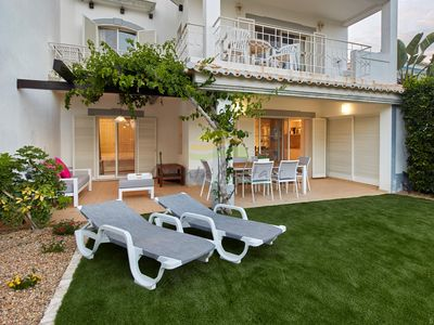 Photo for Apartment Bamboo -  Premium with Private Garden