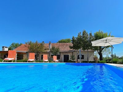Photo for Holiday house Oklaj for 1 - 8 persons with 3 bedrooms - Holiday house