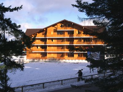 Photo for New Residence Mountain les CHAMOIS