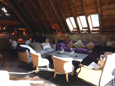 Photo for Beautiful family home mountain and groups in Formigal (restored overboard)