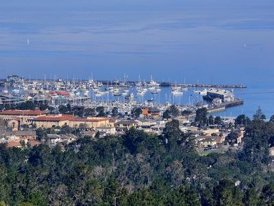 Photo for Stunning Monterey Bay Harbor View at your Fingertips 3 bedrooms 3 baths