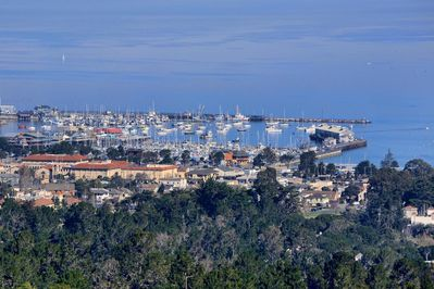 Stunning Monterey Bay Harbor View at your Fingertips 3 bedrooms 3 baths -  Carmel-by-the-Sea