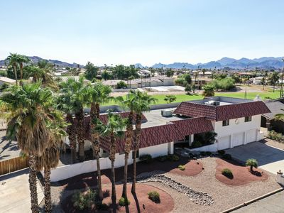Photo for **FIVE STAR RESORT* VIBE on GOLF COURSE w/HEATED POOL & SPA