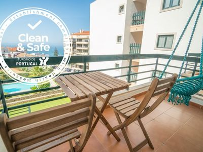 Photo for Paradise Apartment (Pool & Sea View) For families