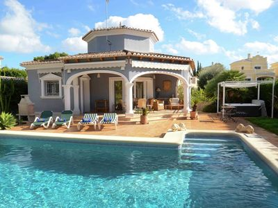 Photo for 3BR Country House / Chateau Vacation Rental in Calp