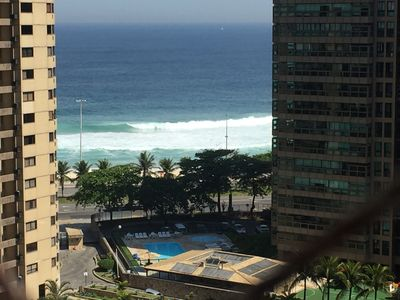 Photo for Apt3Qts up to 10 people. Beach at 2 min walk. Best value for money.