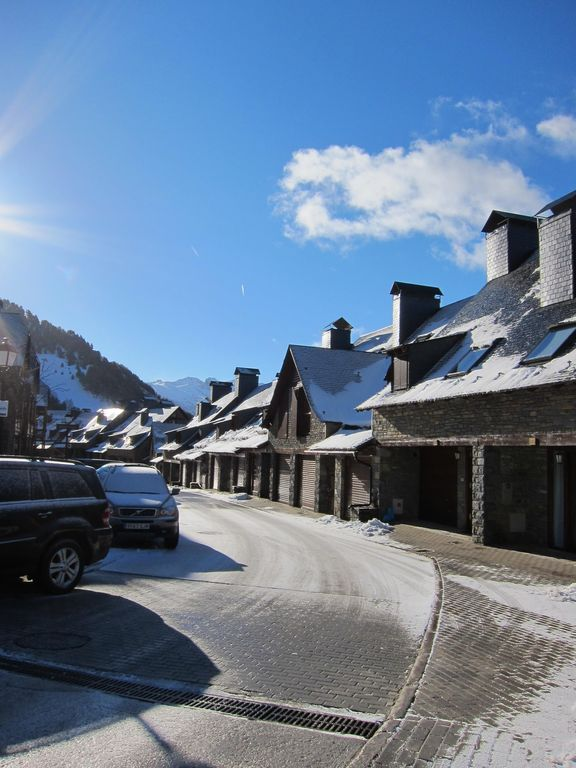 location chalet ski baqueira