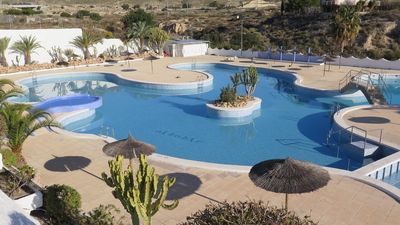 Photo for New! a lovely Bungalow with patio 3 bedrooms / 2 bathrooms in El Campello