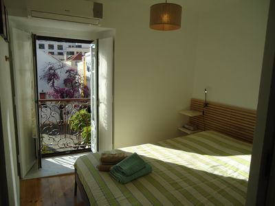 Photo for Apartment in the historic center of Lisbon (Wifi, AC)