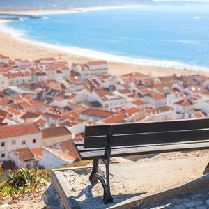 Photo for 1BR Apartment Vacation Rental in Nazaré