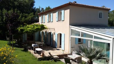 Photo for Bastide of 160m2 15km from Aix-en-Provence with large garden