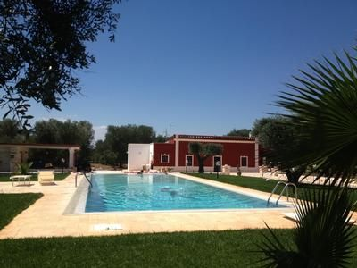 Photo for Holiday house San Michele Salentino for 8 - 11 persons with 3 bedrooms - Holiday house