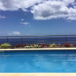 Photo for Spacious villa,  180* ocean view, large heated pool, private patios, gardens