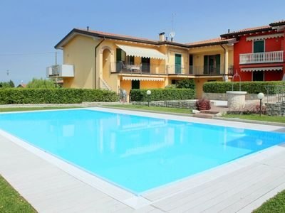 Photo for Small residence of only 18 apartments with swimming pool