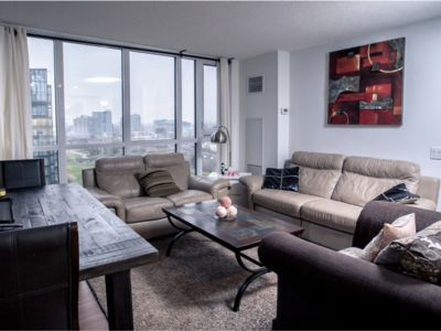 Photo for 3BR Condo Vacation Rental in Old Toronto, ON