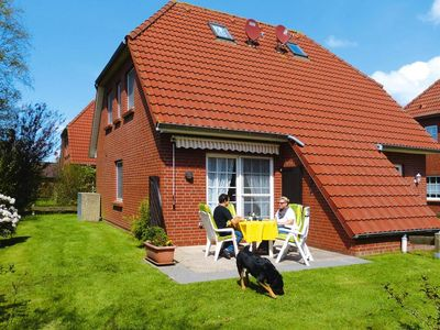 Photo for Semi-detached houses, Neßmersiel  in Ostfriesland - 5 persons, 2 bedrooms