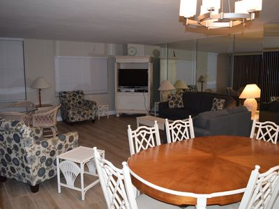 Photo for Completely Renovated Beach Front Condo with breathtaking views!!