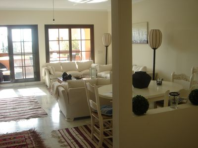 Photo for MARBELLA SAN PEDRO DE ALCANTARA 3 BEDROOMS ON THE BEACH