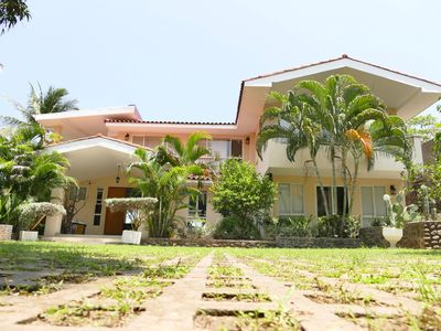 Photo for 6,000 Square feet Ocean Front Property, In El Zonte, 4 Bedrooms And 4 1/2 Baths