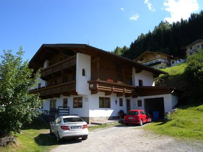 Photo for Holiday apartment with balcony close to the centre