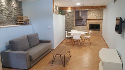 Photo for 2 separate apartments for 4 persons each