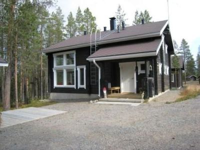 Photo for Vacation home Uuvana in Äkäslompolo - 8 persons, 2 bedrooms