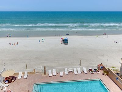 Photo for Daytona Beach Club Oceanfront Studio