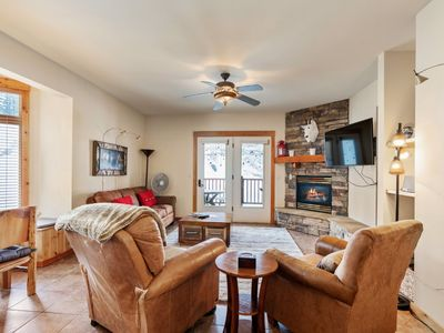 Photo for Condo at Whitefish Mountain Resort