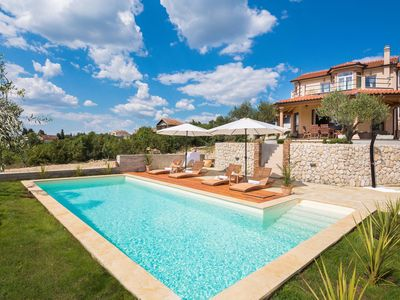 Photo for Beautiful Villa Sebenico, in Dalmatia, with a Pool