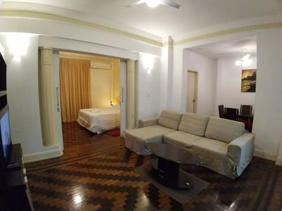 Photo for 2 Quiet Bedrooms, Beach Court with AR, Cable TV and Wi-Fi