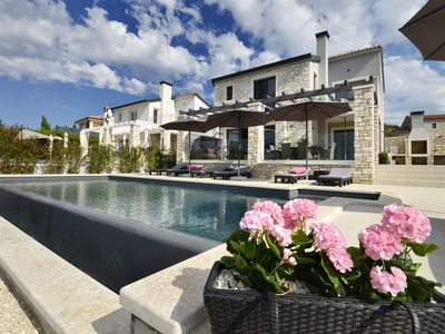 Photo for Casa Collini - stylish villa with picturesque sea views, pool and terraces