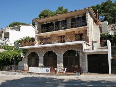 Photo for Apartment in Jelsa (Hvar), capacity 2+1