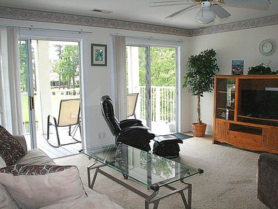 Photo for 2 Bedroom, 2 Bath, 27 Hole Golf Course, Brunswick Plantation, Outdoor Pool, Close to Beach in Calabash, NC(505)