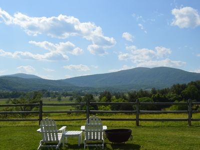 Photo for Private Country Home with Stunning Mountain Views & Pool!