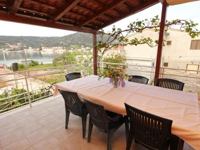 Photo for Four bedroom apartment near beach Vinišće (Trogir)