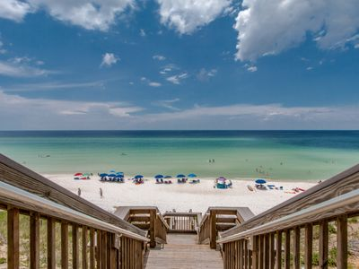 Photo for Luxury quiet rental on 30A~ Enjoy the entire house to yourself this summer!