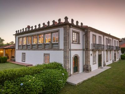 Photo for Self catering Quinta de Luou for 11 people