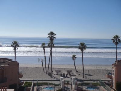 """Photo for NEW LISTING - 30 nt Min -Panoramic View 70"""" TV Two Car Gated Parking, Min Age 45"""