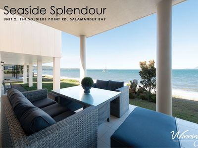 Photo for Soldiers Point Road, 2, 163, Seaside Splendour