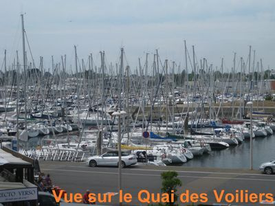 Photo for 1BR Apartment Vacation Rental in Arzon, Bretagne